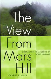 Cover of: View From Mars Hill | Charles B. Jones