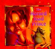 Cover of: The horned toad prince | Jackie Hopkins