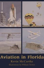 Cover of: Aviation in Florida by Kevin M. McCarthy