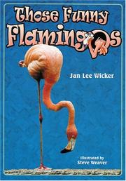 Cover of: Those Funny Flamingos by Jan Lee Wicker