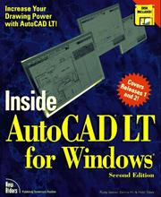 Cover of: Inside Autocad Lt for Windows | Dennis Hill
