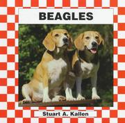 Cover of: Beagles (Dogs Set II) by Stuart A. Kallen