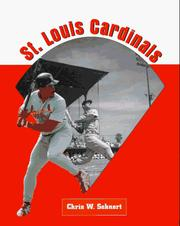 Cover of: St. Louis Cardinals by Chris W. Sehnert