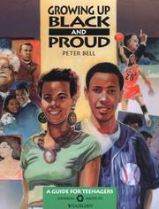 Cover of: Growing up Black and proud by Bell, Peter