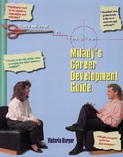 Cover of: Professional by Choice Milady's Career Development Guide | Victoria Harper