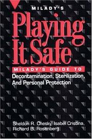 Cover of: Playing it safe | Sheldon R. Chesky