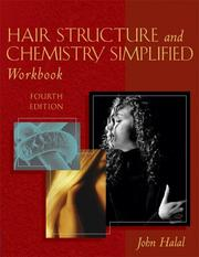 Cover of: Hair Structure And Chemistry Simplified Workbook by Douglas D. Schoon