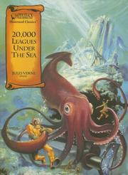 Cover of: 20,000 Leagues Under The Sea (Vingt mille lieues sous les mers) by Jules Verne