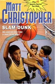 Cover of: Slam dunk by Robert Hirschfeld