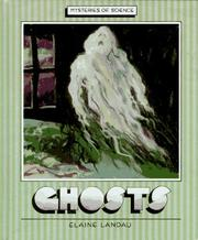 Cover of: Ghosts by Elaine Landau