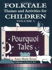 Cover of: Folktale themes and activities for children | Anne Marie Kraus