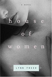 Cover of: House of Women by Lynn Freed