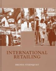 Cover of: International Retailing | Brenda Sternquist