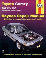 Toyota celica owners workshop manual open library toyota camry automotive repair manual fandeluxe Images