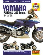 Cover of: Yamaha FJ1100 & 1200 owners workshop manual by John Harold Haynes