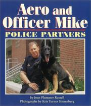 Cover of: Aero and Officer Mike by Joan Plummer Russell