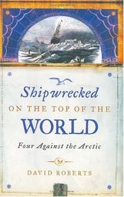 Cover of: Shipwrecked on the Top of the World | David Roberts