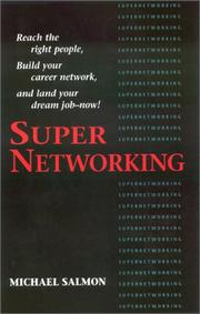 Cover of: Supernetworking by Michael Salmon