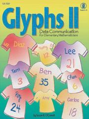 Cover of: Glyphs II | Susan R. O'Connell