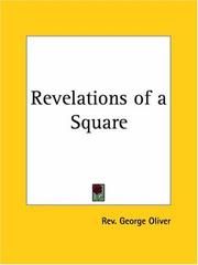 Cover of: Revelations of a Square | George Oliver