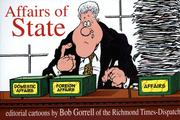 Cover of: Affairs of state by Bob Gorrell