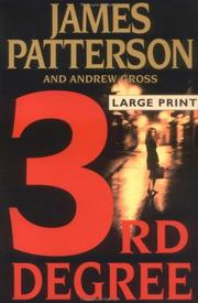 Cover of: 3rd Degree by James Patterson