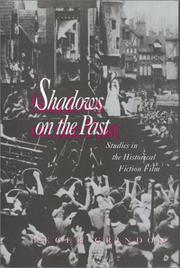Cover of: Shadows on the past | Leger Grindon