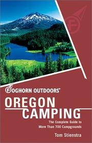 Cover of: Foghorn Outdoors Oregon Camping | Tom Stienstra