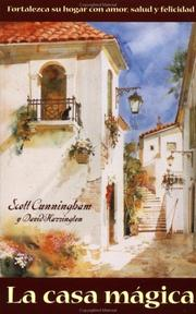 Cover of: La Casa Mágica by Scott Cunningham