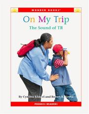 Cover of: On my trip | Cynthia Fitterer Klingel