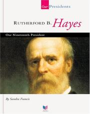 Cover of: Rutherford B. Hayes by Sandra Francis