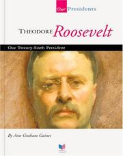 Cover of: Theodore Roosevelt by Ann Gaines