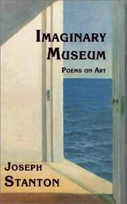 Cover of: Imaginary museum by Stanton, Joseph