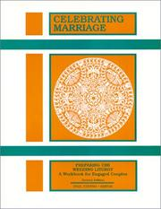 Cover of: Celebrating Marriage Preparing the Wedding Liturgy by P. Covino