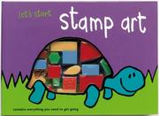 Cover of: Let's Start! Stamp Art | Lynn Coutts