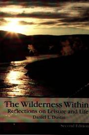 Cover of: The Wilderness Within by Daniel L. Dustin