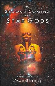 Cover of: The second coming of the star gods by Page Bryant