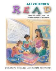 Cover of: All Children Read by Donna Ogle