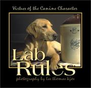 Cover of: Lab Rules | Lee Thomas Kjos