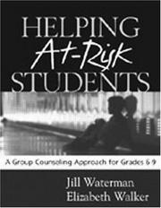 Cover of: Helping at-risk students | Jill Waterman