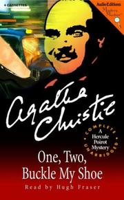 Cover of: One, Two, Buckle My Shoe | Agatha Christie