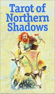 Cover of: Tarot of Northern Shadows | Sylvia Gainsford