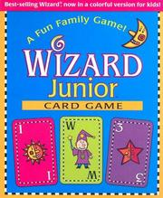 Cover of: Wizard Junior Card Game | U. s. Games