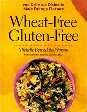Cover of: Wheat-Free Gluten-Free by Michelle Berriedale-Johnson