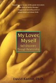 Cover of: My Lover, Myself | David Kantor, David Kantor