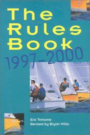 Cover of: The Rules Book | Bryan Willis