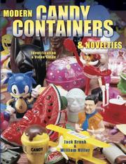Cover of: Modern candy containers & novelties | Jack Brush