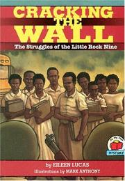 Cover of: Cracking the Wall | Eileen Lucas