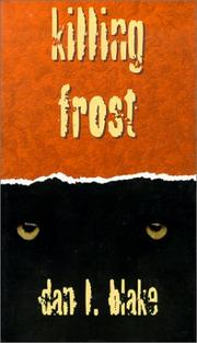 Cover of: Killing Frost by Dan L. Blake