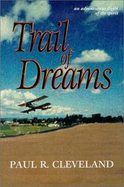 Cover of: Trail Of Dreams | Paul Cleveland